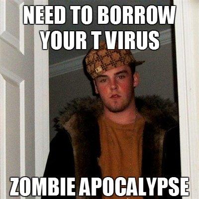 T Virus. .
