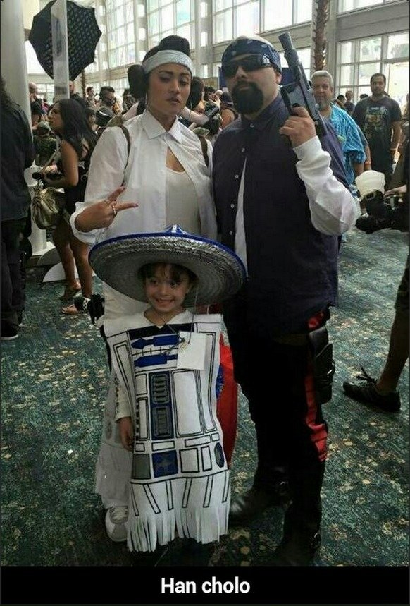 Taco Solo?. .. Juan Solo?