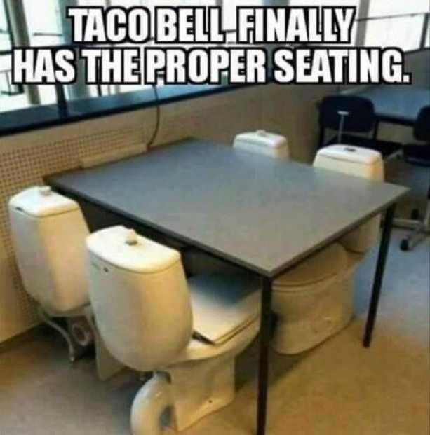 Taco Time. .