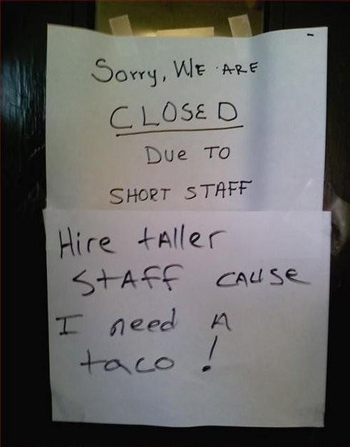 Taco Bell. .