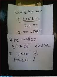 Taco trolling. U MAD?.. har de har har