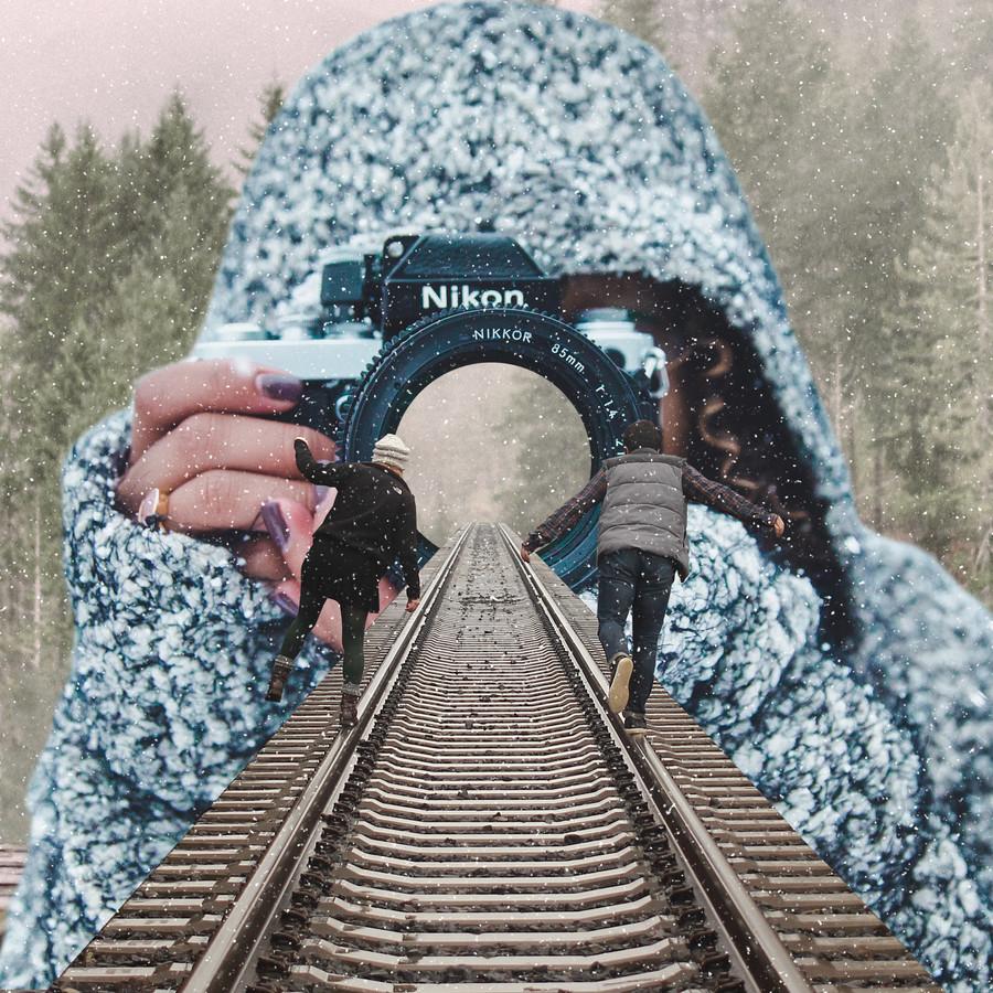 Take a walk on the wild side. .