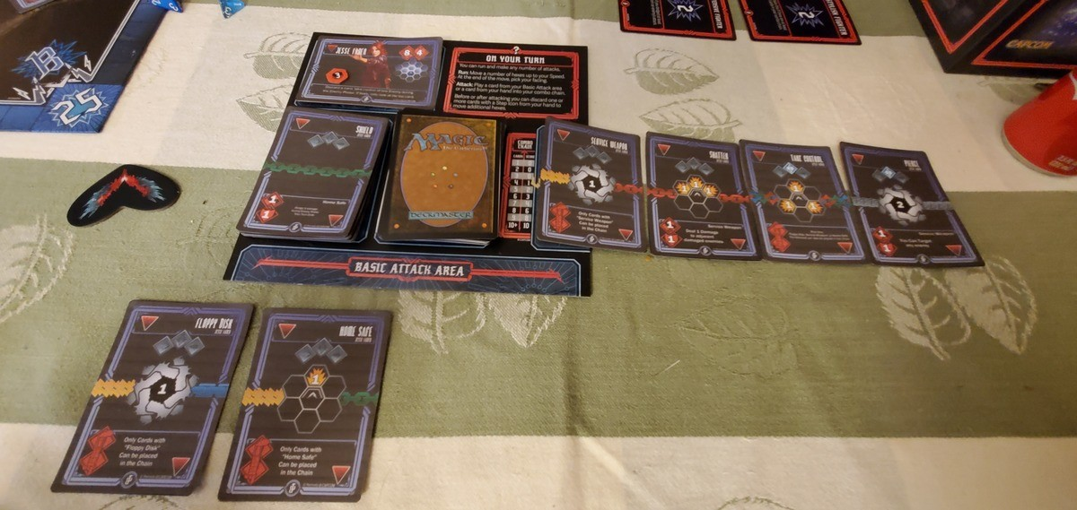 Take My Devil Trigger. Did a play test of my Homebrew for DMC The Bloody Palace. Jesse Faden from control with only her starter deck and V got to the end. Defin