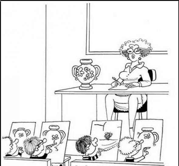 Talent. pencil magics.. thats fuking funny. way to go kid.. A++ lmao