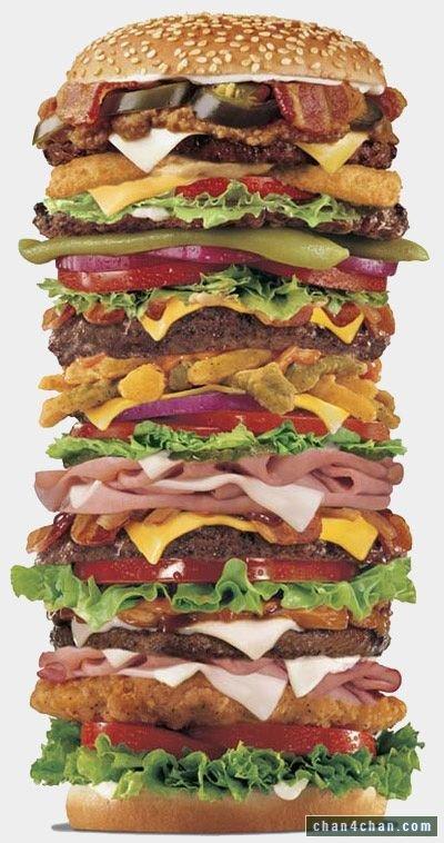 Tallburger. .. 0.0