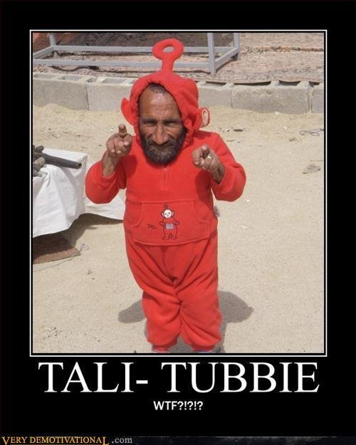 Talli tubby. Wtf is wrong here?.