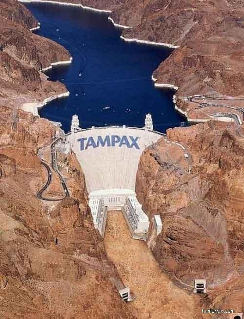 Tampax. .