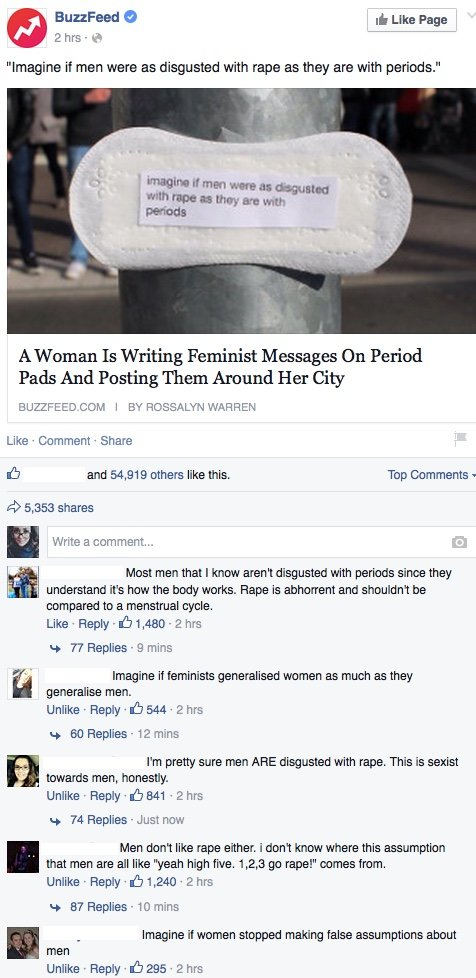 """Tampon Messages. . I.': 