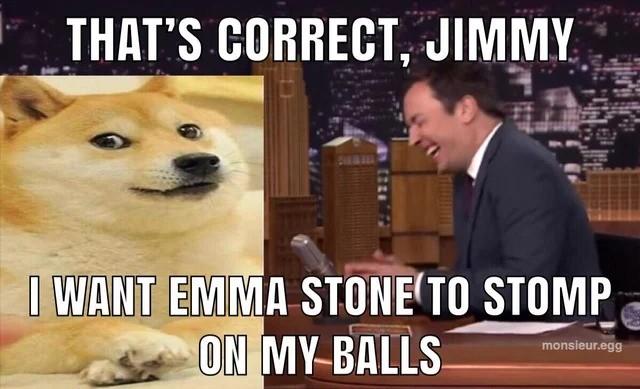 tangy furry little Lemur. .. anyone: breathes Jimmy Fallon: