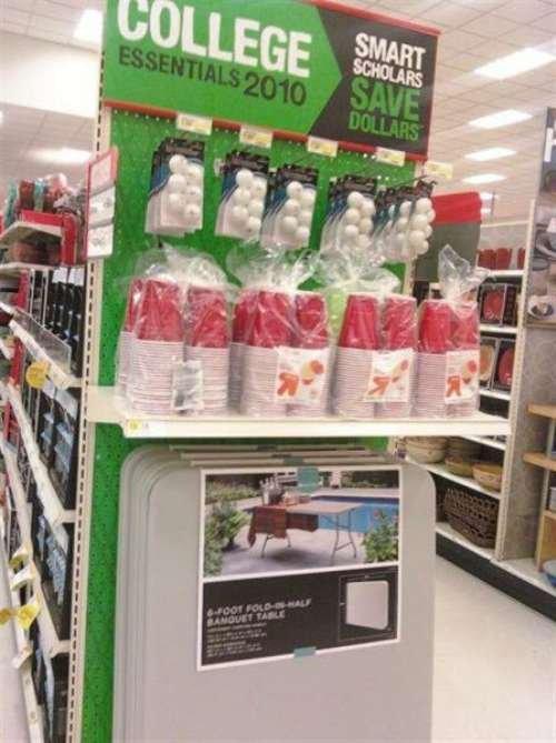 Target, always a good Choice. .