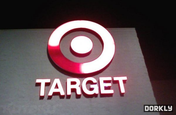 Target Red Ring of Death. Damn! Now I have to go to Wal-Mart.. DADD LEI. ow im going to go to my local target and smash out the one specific light to make this happen