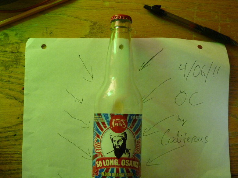 Tastes Like America. I just found this soda last night, and I thought you guys might enjoy it! This is 100% OC, and my first upload so don't forget to rate and