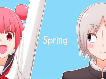 T.C. Ch. 14: Spring.  join list: TsurezureKids (980 subs)Mention History.. I already know he has no hope of getting with her why u do dis to me