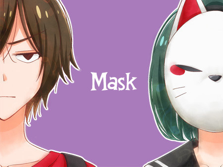 T.C. Ch. 17: Mask.  join list: TsurezureKids (980 subs)Mention History.. You always post these while I'm away from my laptop, it's so much harder to get the reaction pics on mobile