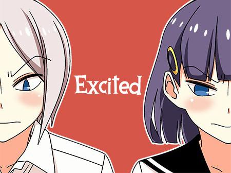 T.C: Excited. More comics that feature Kaga Yuuki x Nanase Kaoru:  join list: TsurezureKids (980 su