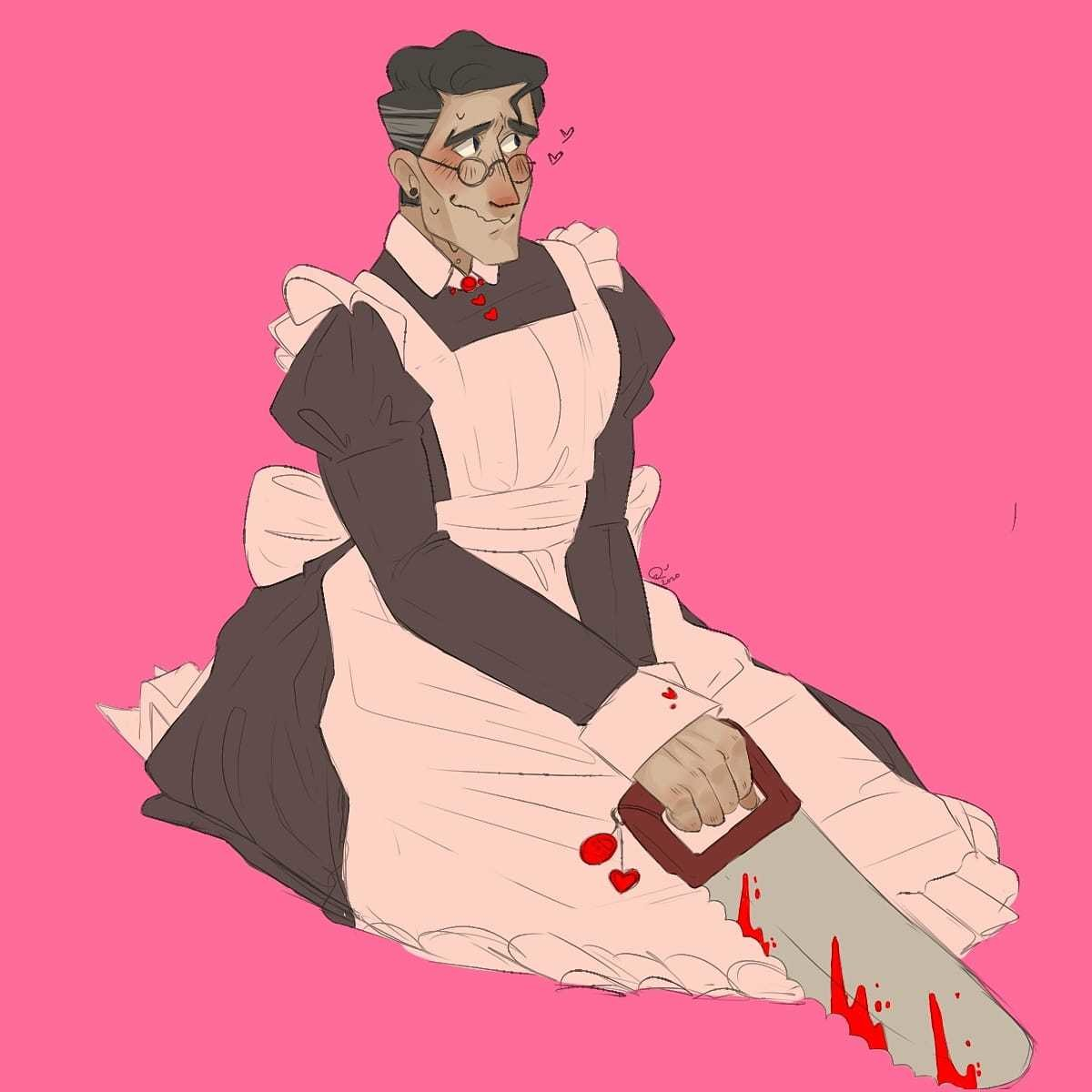 TF2 Maids. join list: SplendidServants (487 subs)Mention Clicks: 38303Msgs Sent: 917227Mention History join list:. You forgot the cringe channel