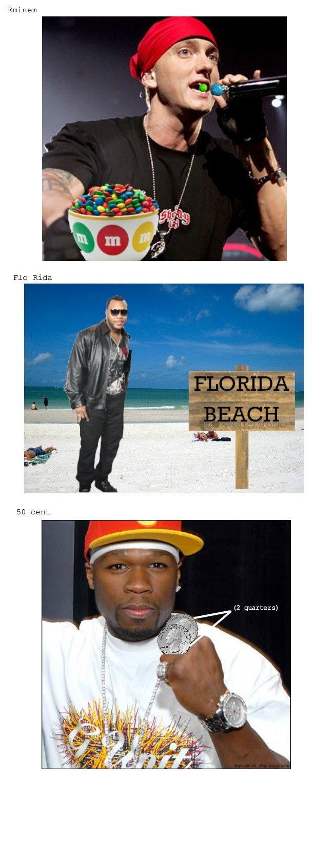 That Awkward Moment When.... Rib-tickling comic made by me. Eminem Flo Rida 50 Cent