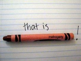 That is mahongany. .. Mahogany