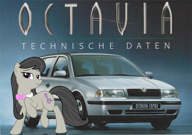 That is my Car!. description lies... Octavia by Kooner-cz on deviantart. DATEN