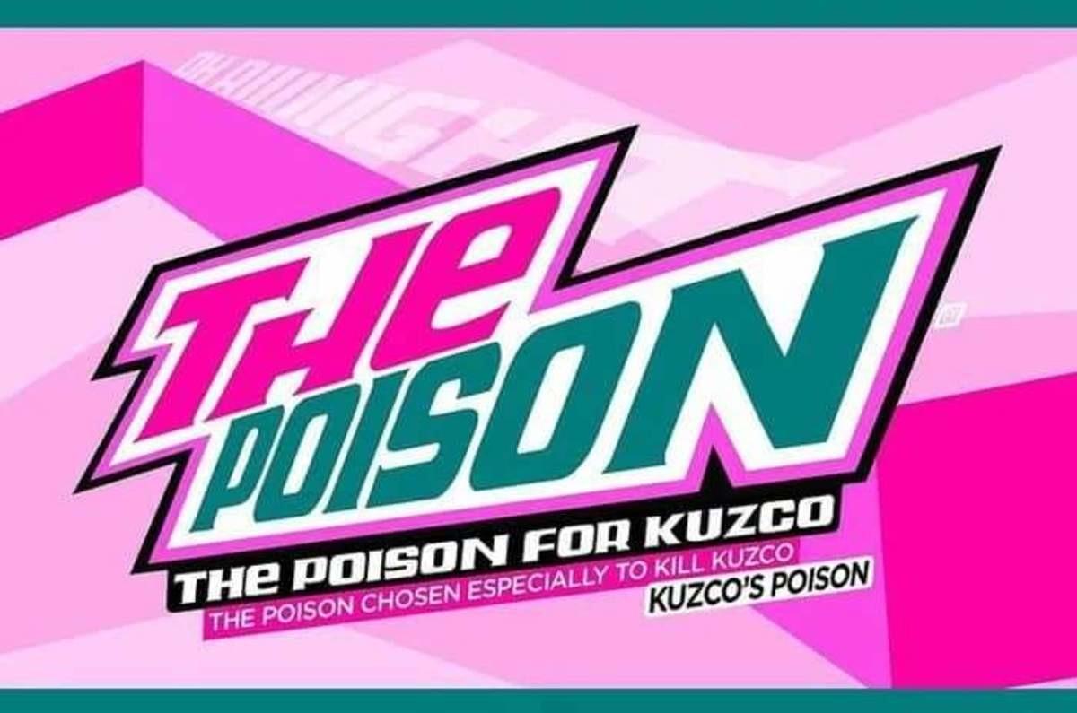 That poison?. .. That poison?