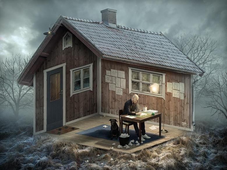 The Architect. By: Eric Johansson.
