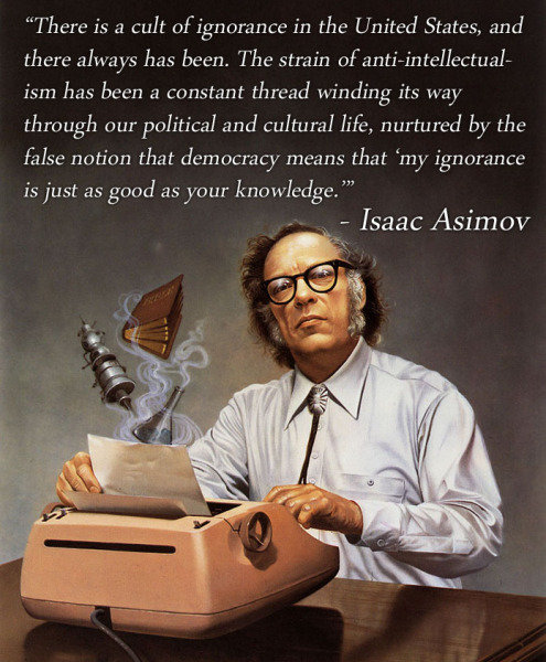 The Asimov. . There is at cult in the United States, and ere todays has been.. The strain - ism has bacn a constant read winding its u' ' rough our political an