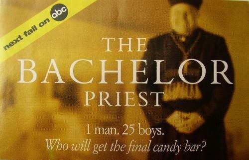 the bachelor priest. .