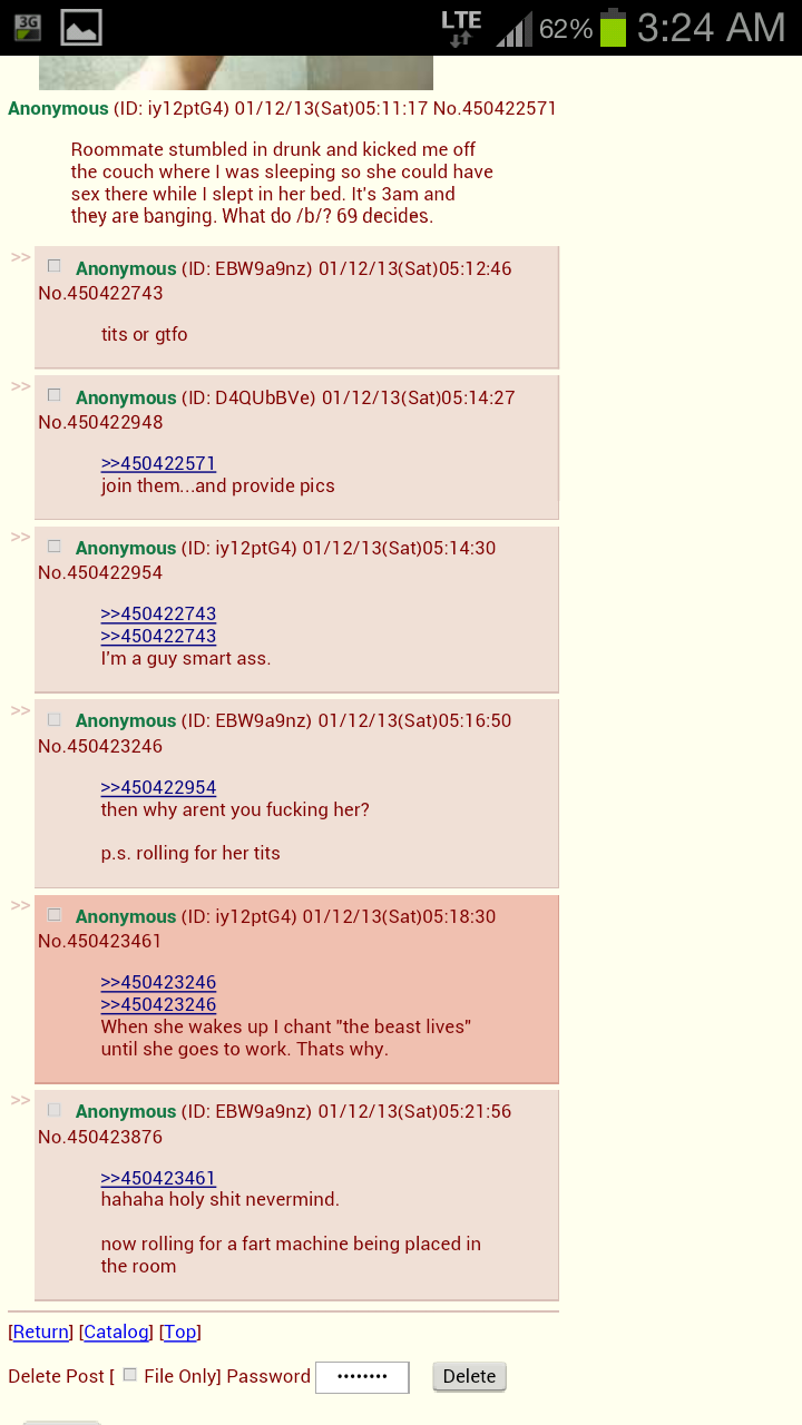 the beast.. Started this thread on 4 Chan. Ugh. roommates... le forsean is epic right? ;) haha X---D epic win!11