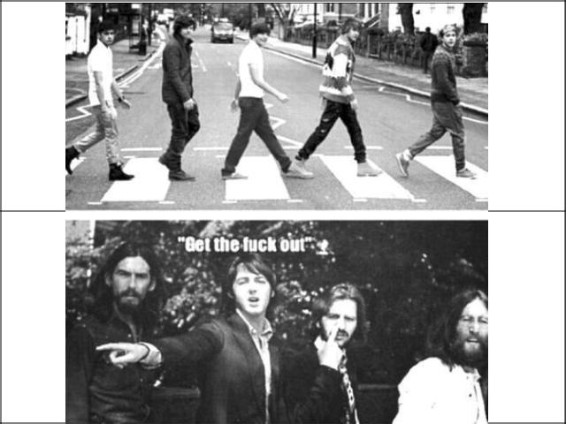 The Beatles. .