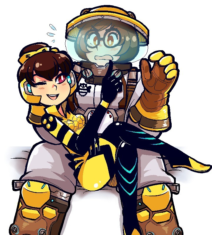 The Bee's Knees. .. D.mei? MEI.va? All i know is i love the concept.