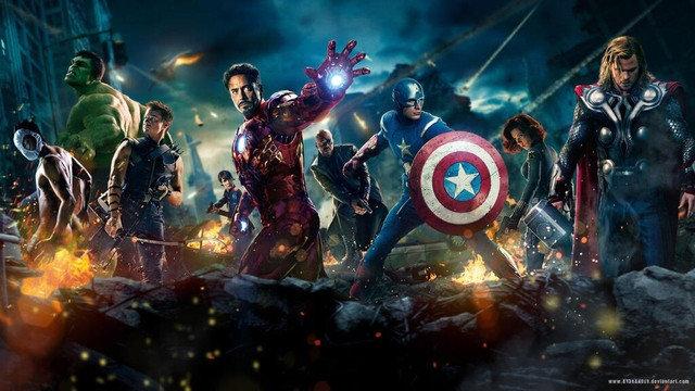 the best avengers. .. you forgot batman