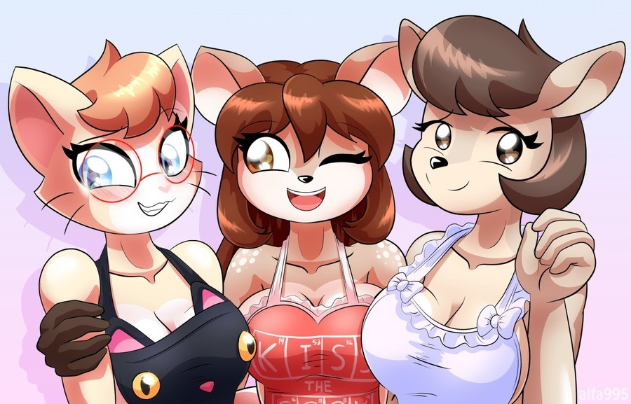 The Best of Friends. join list: FURRYVRAG (549 subs)Mention History .. Doe is best in terms of cute and lewd!
