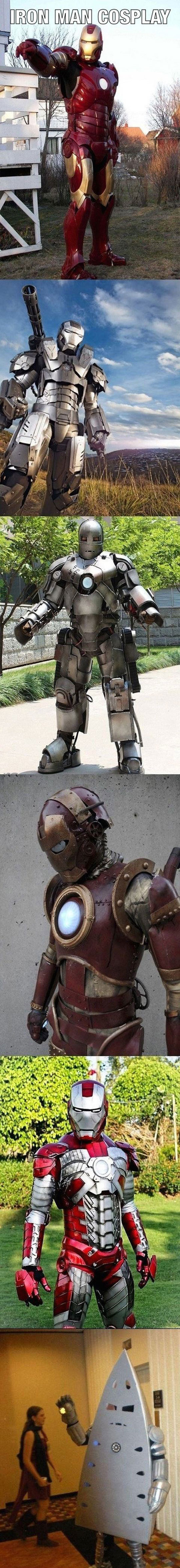 The Best Of Iron Man Cosplay. The Best Of Iron Man Cosplay .. I see that the Mk37 wasn't Tony's best design.