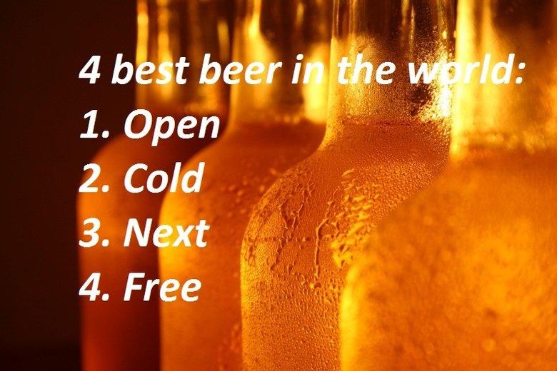 the best types of beer. 4 best beer in the world..