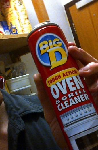 The Big D. Guys, I have a big D.
