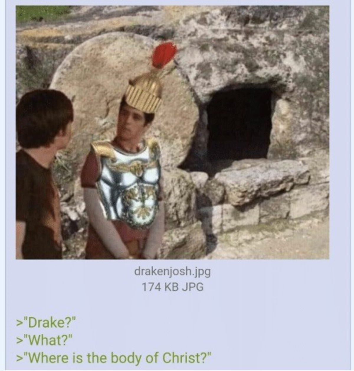 """The Body of Christ. .. """"Who the is Christ?"""""""