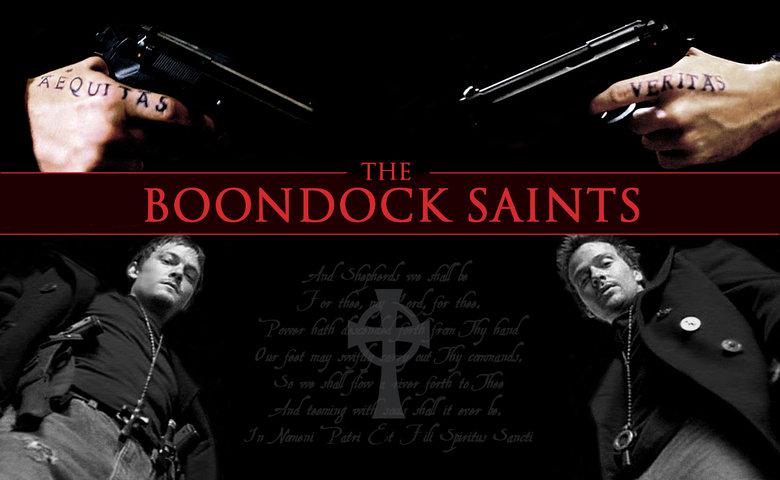 the boondock saints. .. norman reedus yeah