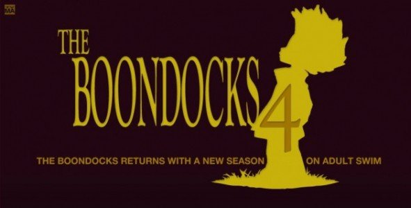 The Boondocks. Just wonderin' if anyone else has heard of this show and or is stoked for the newest season.. THE. Nice & Slow