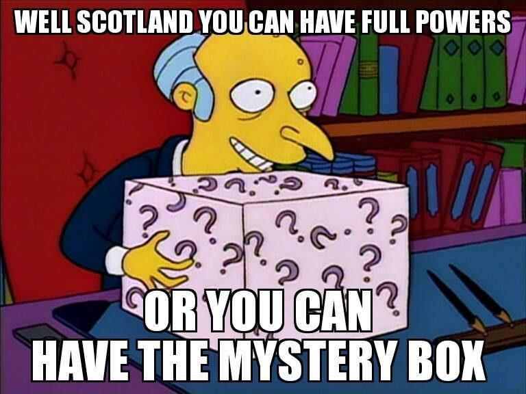 The box, THE BOX!. yes. Will ' I' BAH HAVE run POWERS