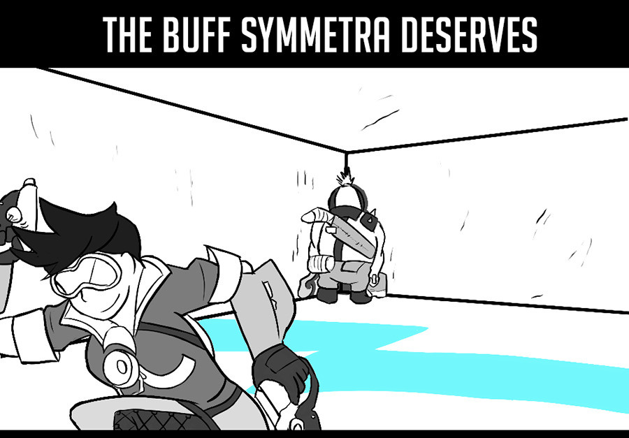 The buff Symmetra deserves. join list: OverwatchStuff (1433 subs)Mention Clicks: 340892Msgs Sent: 2918517Mention History [trigger large controls collection Over