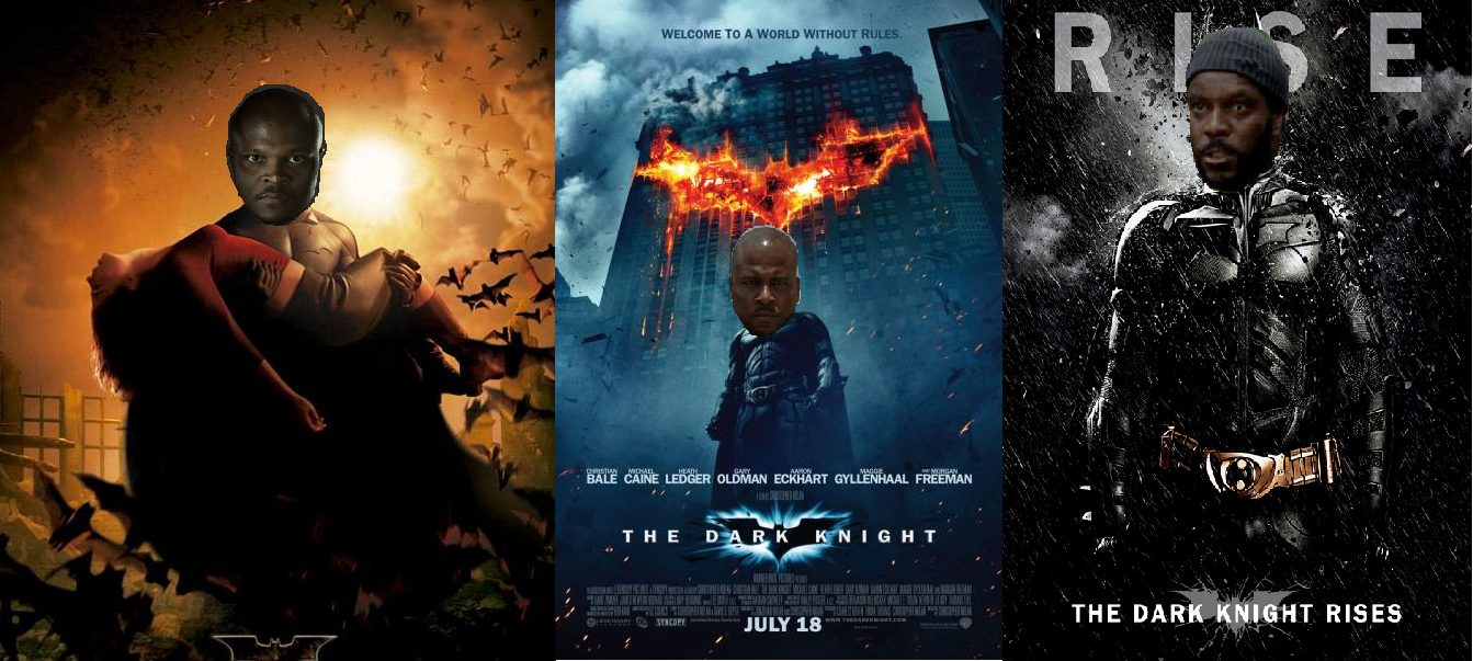 The Dark Rises. Why AMC?.. t dog was the second black guy the showed him after rick left morgan