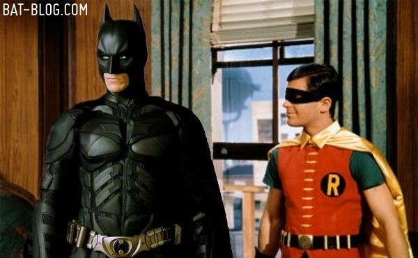 The Dark ht......... and Robin. .. That movie.