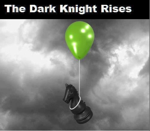 The Dark ht. . The Itaru. Knight Rises. as seen in the comment section.