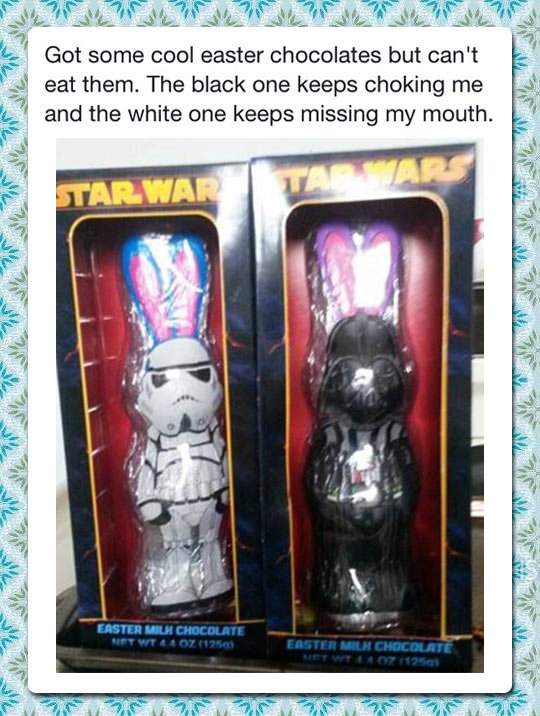 The Dark Side Of Chocolate. The Dark Side Of Chocolate .. its okay, babe. I won't miss your mouth.