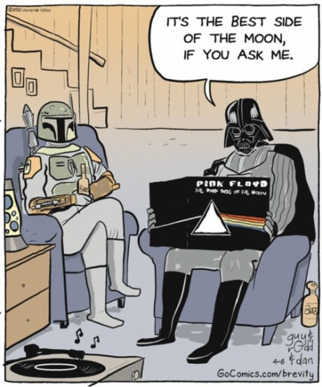 The Dark Side of the Moon. Obviously not an OC, if it's a repost please link me to it.. ms THE BEST SIDE OF THE HUGH,