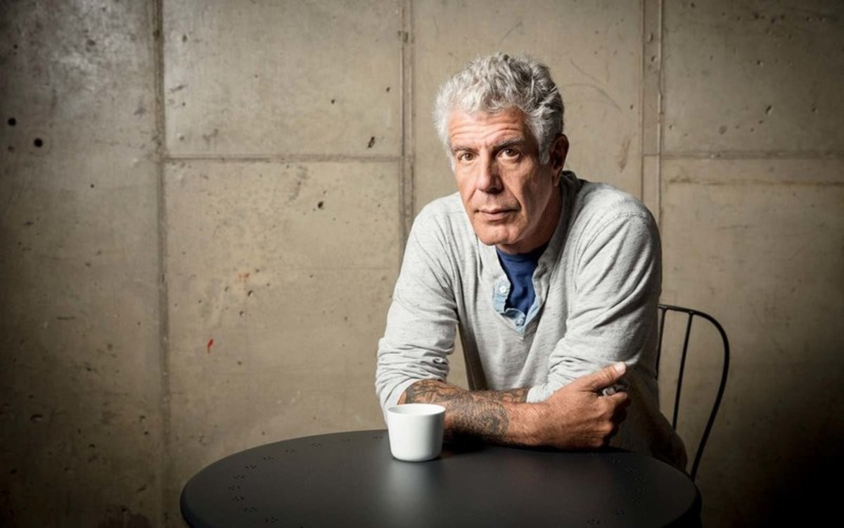 The Death of a Legend. Anthony Bourdain, whose madcap memoir about the dark corners of New York's restaurants made him into a celebrity chef and touched off a n