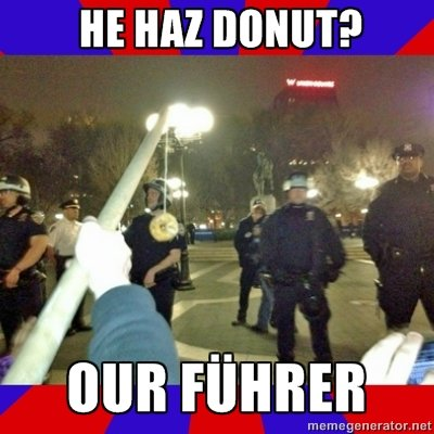 The Donut. some real oc, hope you'll enyou it .