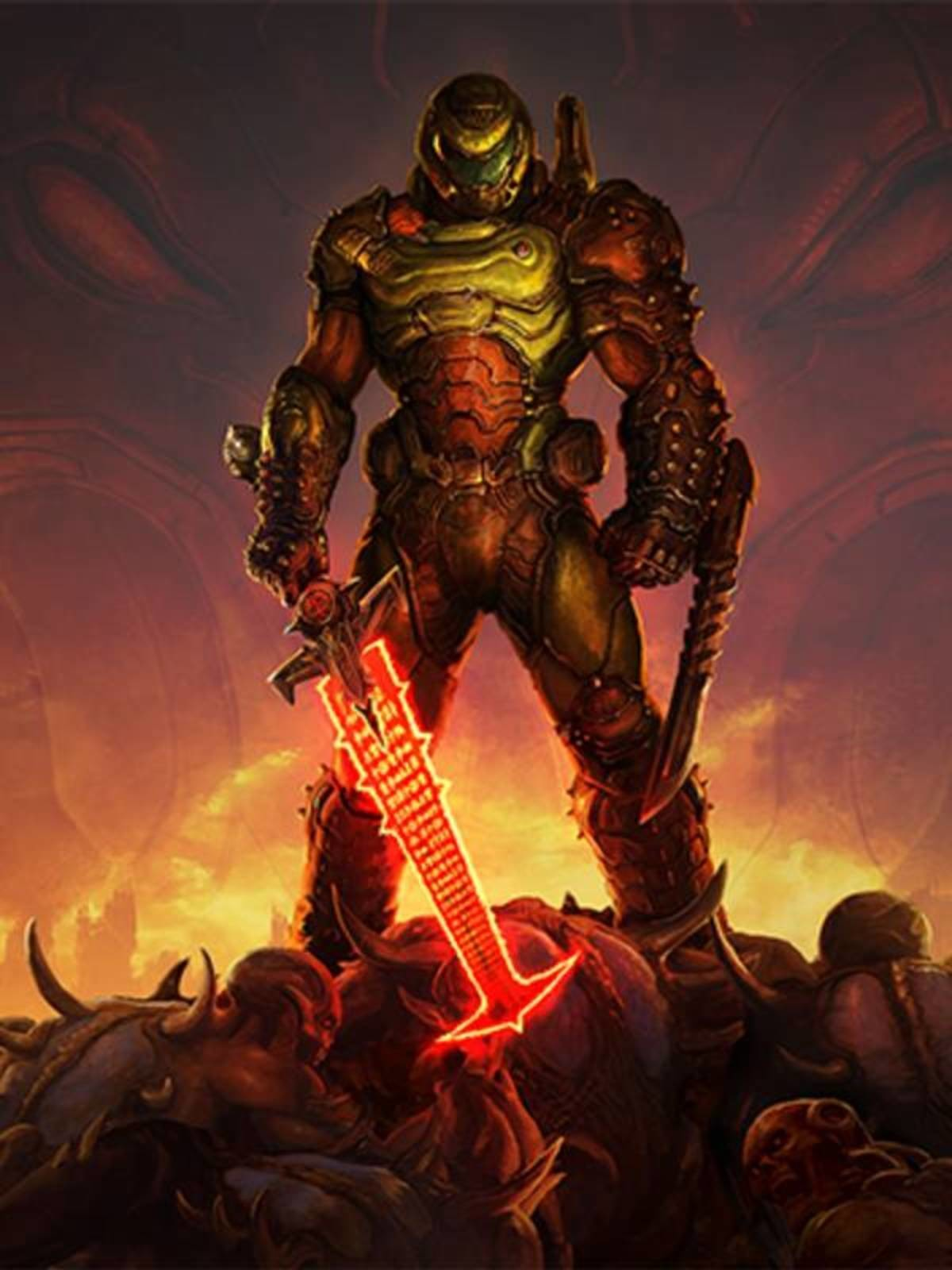 The Doom Slayer Power Guide. The Strength of the Kool-Aid Man The Wall Crawling Abilities of Spider-Man The Weapon Prowess of John Wick The Power of Castle Grey