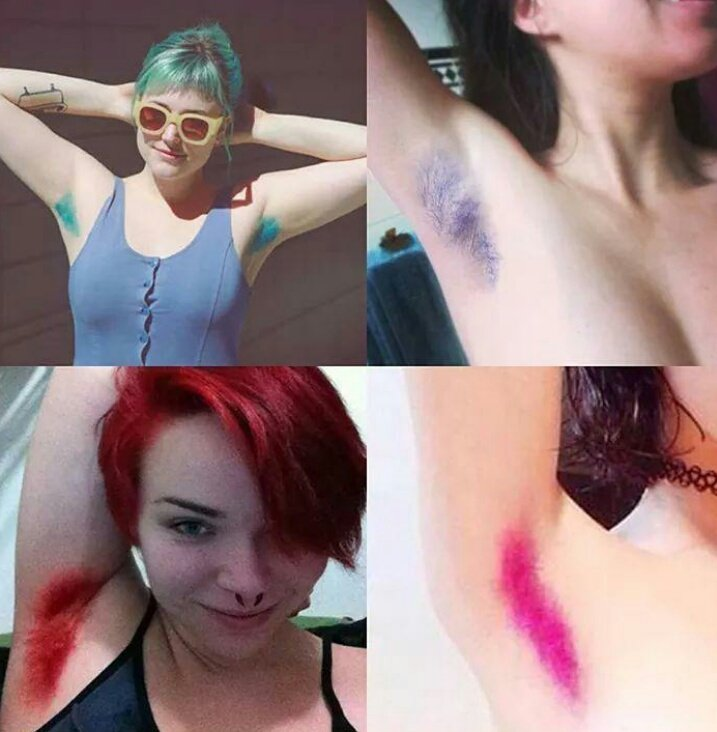 the effects of (modern) feminism. Seriously wtf is up with chicks these days.. Y'know what ladies if that makes you feel like the unique snowflake you want to be go for it. just keep in mind you have lost all appeal to many people. so don'