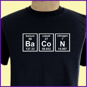 The elements of ___. I must have this T-shirt.